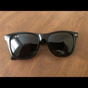 54mm Ray-Ban Wayfarer Sunglasses